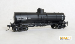 Tangent Scale Models HO 19019-01 General American 1917-design 8000 Gallon Non-Insulated Tank Car GATX 'Wadhams Oil East Chicago IN 1936+' GATX #13908