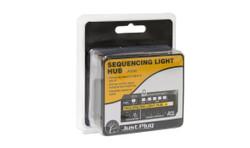 Woodland Scenics JP5680 Just Plug Lighting System - Sequencing Light Hub