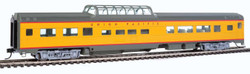 Walthers Mainline HO 910-30404 85' Budd Dome Coach Ready to Run Union Pacific