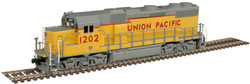 Atlas Master N 40004794 Silver Series EMD GP39-2 Phase 2 DCC Ready Union Pacific - UP #1207