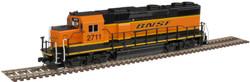 Atlas Master N 40004798 Gold Series EMD GP39-2 Phase 2 DCC/ESU LokSound Burlington Northern Santa Fe BNSF #2711