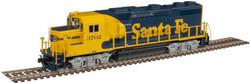 Atlas Master N 40004802 Gold Series EMD GP39-2 Phase 2 DCC/ESU LokSound Santa Fe - ATSF #3698