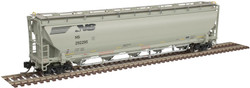 Atlas Master N 50004342 Trinity 5660 PD Covered Hopper Norfolk Southern NS #292334