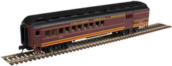 Atlas Trainman N 50005095 ACF 60' Passenger Car - Chicago Great Western CGW - Combine #288
