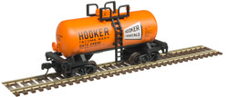 Atlas Trainman N 50005008 Beer Can Shorty 28' Tank Car Hooker Chemical GATX #24930