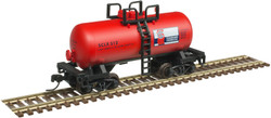 Atlas Trainman N 50005010 Beer Can Shorty 28' Tank Car Standard Chemical SCLX #512