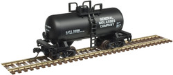 Atlas Trainman N 50005015 Beer Can Shorty 28' Tank Car General Molasses GATX #38019