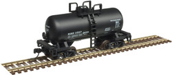 Atlas Trainman N 50005018 Beer Can Shorty 28' Tank Car Monsanto MONX #11507