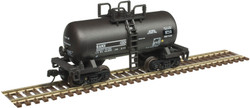 Atlas Trainman N 50005020 Beer Can Shorty 28' Tank Car San Angelo Tank Car SANX #1001
