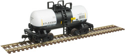 Atlas Trainman N 50005023 Beer Can Shorty 28' Tank Car Union Tank Car UTLX #630107