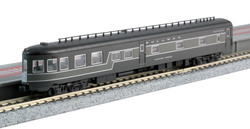 Kato N 106-100 New York Central '20th Century Limited' 9 Car Passenger Set