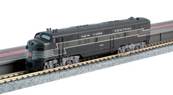 Kato N 106-0440 New York Central EMD E7A 2 Unit Set DCC Ready NYC #4008/#4022