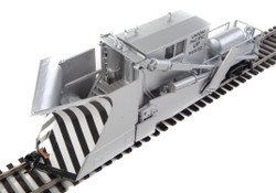 WalthersProto HO 920-110123 Jordan Spreader Union Pacific 'MOW Silver' UP #903132