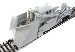 WalthersProto HO 920-110124 Jordan Spreader Maintenance of Way 'Silver' MW #56