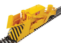 WalthersProto HO 920-110126 Jordan Spreader 'Yellow' Painted/Unlettered