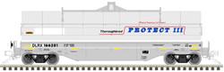 Atlas Master HO 20005598 42' Coil Steel Car GE Railcar 'Ex-NS' DLRX #166287
