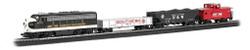 Bachmann HO 00691 The Thoroughbred - Norfolk Southern Train Set