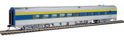 Walthers Mainline HO 910-30164 85' Budd Diner Ready to Run Delaware & Hudson