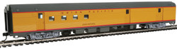 Walthers Mainline HO 910-30308 85' Budd Baggage-RPO Ready to Run Union Pacific