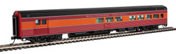 Walthers Mainline HO 910-30064 85' Budd Baggage-Lounge Ready to Run Southern Pacific - Daylight Scheme