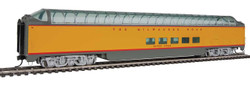 Walthers Proto HO 920-9170 85' Pullman Standard Super Dome Milwaukee Road Twin Cities Hiawatha #53