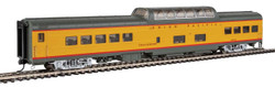Walthers Proto HO 920-18052 85ft ACF Dome Coach Car Union Pacific Heritage Series Challenger UPP #7015