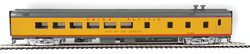 Walthers Proto HO 920-18104 85ft ACF 48-Seat Diner Car Union Pacific Heritage Series City of Los Angeles UPP #4808