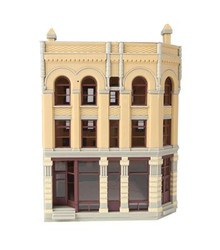 Walthers Cornerstone HO 933-4203 Walther's Water Street Building - Kit