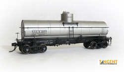 Tangent Scale Models HO 19124-01 General American 1917-design 8000 Gallon Insulated Tank Car National Tank Car Company '1922+ Lease' NTCX #2154