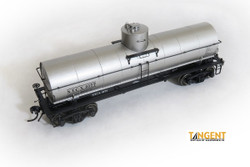Tangent Scale Models HO 19124-03 General American 1917-design 8000 Gallon Insulated Tank Car National Tank Car Company '1922+ Lease' NTCX #2189