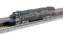 Kato N 106-0440LS New York Central EMD E7A 2 Unit Set with DCC/ESU LokSound NYC #4008/#4022