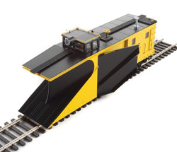 WalthersProto HO 920-110027 Russell Snowplow Penn Central PC #60007