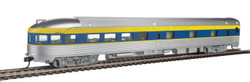 Walthers Mainline HO 910-30363 85' Budd Observation Ready to Run Delaware & Hudson D&H