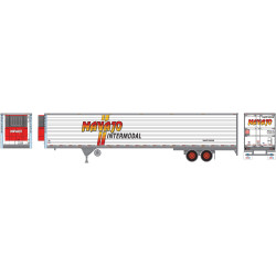 Athearn RTR HO ATH17911 53' Utility Reefer Trailer Navajo #155367