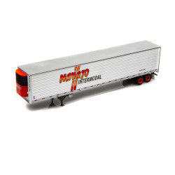 Athearn RTR HO ATH17912 53' Utility Reefer Trailer Navajo #155378