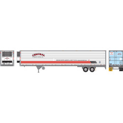 Athearn RTR HO ATH28467 53' Reefer Trailer Central #10755