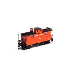 Athearn HO RND76838 Eastern Caboose New Haven NH #C-505