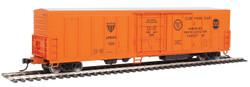 Walthers Mainline HO 910-3903 57' Mechanical Reefer American Refrigerator Transit ARMN #766
