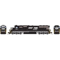 Athearn N ATH3080 DCC Ready EMD SD70 Norfolk Southern 'Horse Head' NS #2540