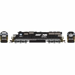 Athearn N ATH3081 DCC Ready EMD SD70 Norfolk Southern 'Horse Head' NS #2543