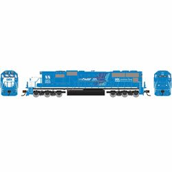 Athearn N ATH3094 DCC Ready EMD SD70 Electromotive Demonstrator GMTX #9000