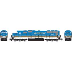 Athearn N ATH3098 DCC Ready EMD SD70 National Railway Equipment NREX #5468