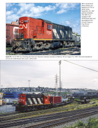 Morning Sun Books 1717 Canadian National Power In Color Volume 2: First Generation MLW and CLC Roadswitchers