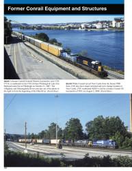 Morning Sun Books 1720 Conrail in the Norfolk Southern/CSX Era Volume 2: 2005-2010