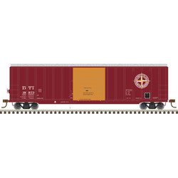 Atlas Master HO 20005636 50' Berwick Box Car Detroit Toledo & Ironton DTI #18807