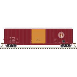 Atlas Master HO 20005637 50' Berwick Box Car Detroit Toledo & Ironton DTI #18872