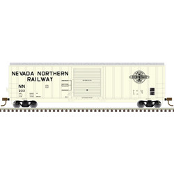 Atlas Master HO 20005645 50' Berwick Box Car Nevada Northern NN #227