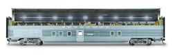 WalthersProto HO 920-1057 LED Passenger Car Interior Lighting Kit – fits Amfleet Cars