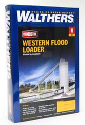 Walthers Cornerstone N 933-3247 Western Flood Loader - Kit