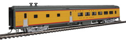 Walthers Proto HO 920-18604 85ft ACF 48-Seat Diner Car Union Pacific Heritage Series City of Los Angeles UPP #4808 - Lighted